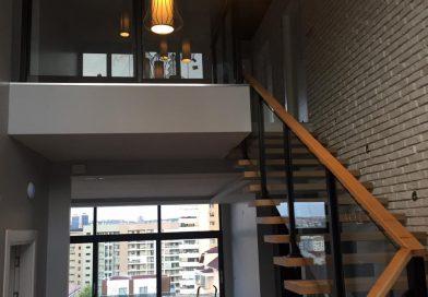 Ender Malkoç Villası Merdiven Korkulukları